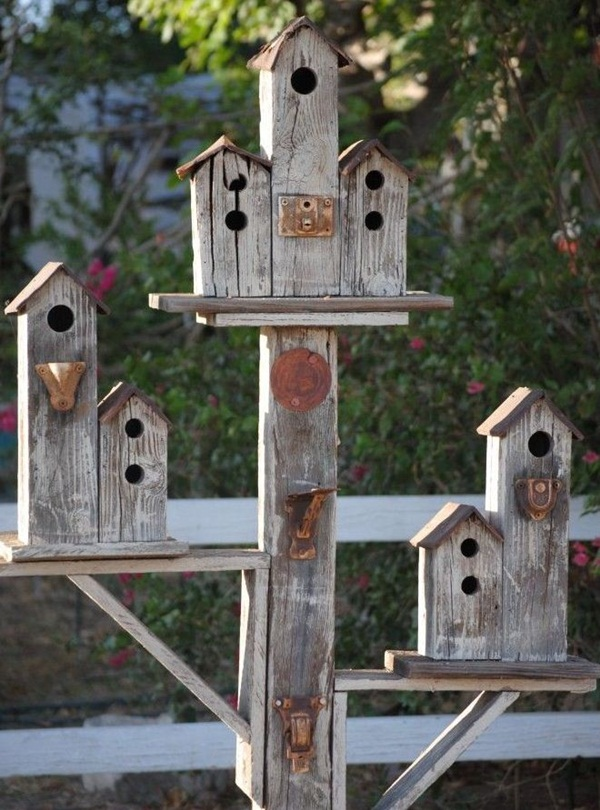 Beautiful Birdhouse Design and Ideas 1