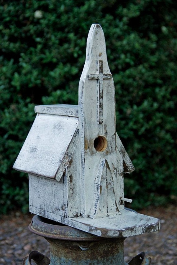 Beautiful Birdhouse Design and Ideas 19