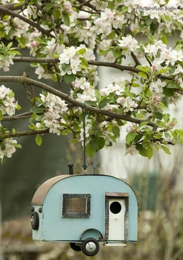 Beautiful Birdhouse Design and Ideas 2