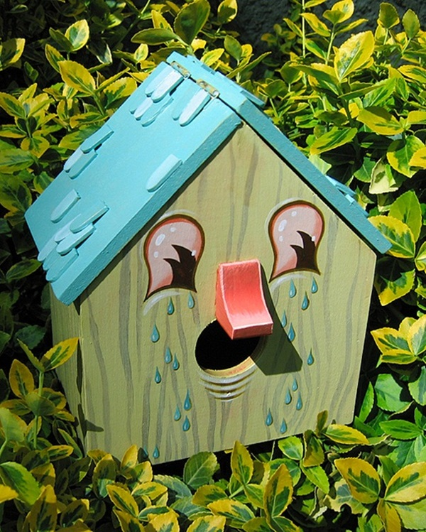 Beautiful Birdhouse Design and Ideas 20