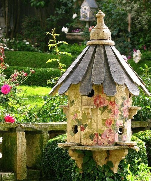 Beautiful Birdhouse Design and Ideas 25
