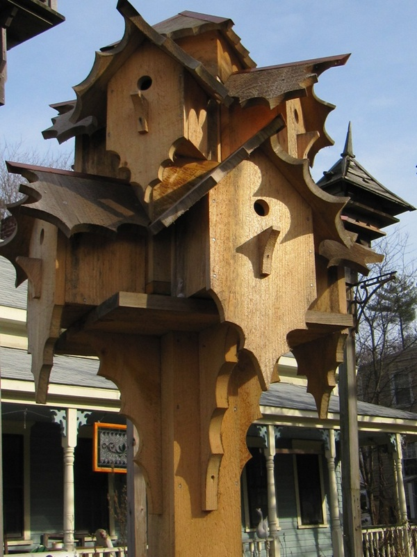 35 beautiful birdhouse design ideas for Looking for house plans