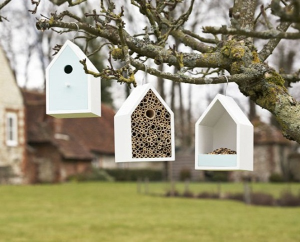 Beautiful Birdhouse Design and Ideas 32
