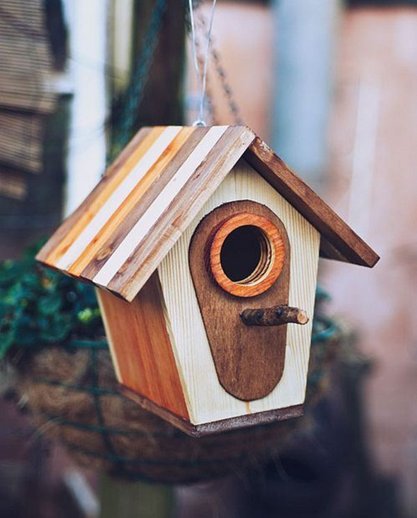 Beautiful Birdhouse Design and Ideas 4