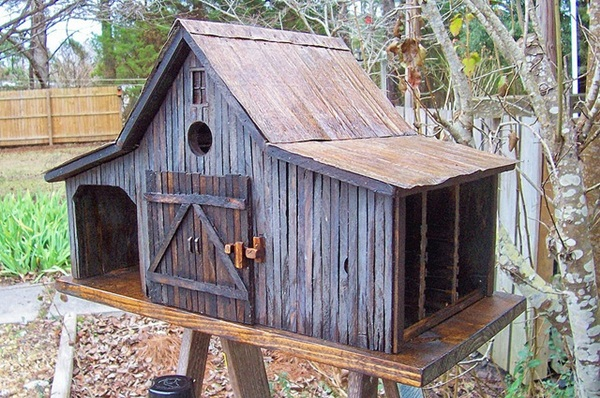 Beautiful Birdhouse Design and Ideas 6