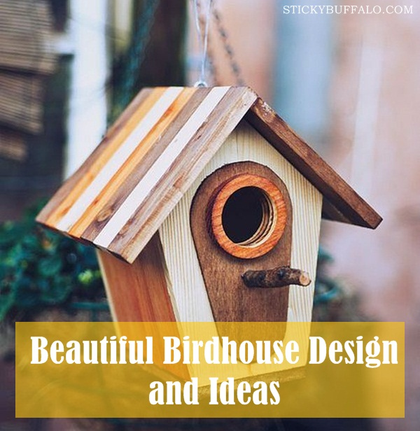 Ideas Cool Birdhouse | ShedBuilder.info