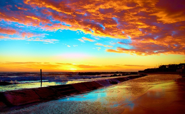 Top 10 best sunset spots in the world for Best pic in the world