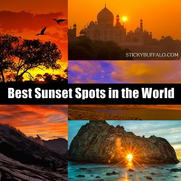 Best Sunset Spots in the World1.2
