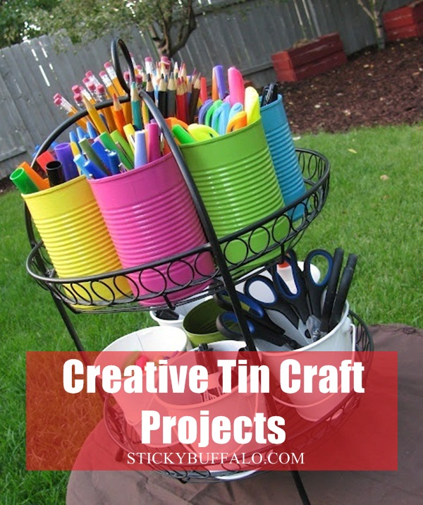 Creative Tin Craft Projects1.1