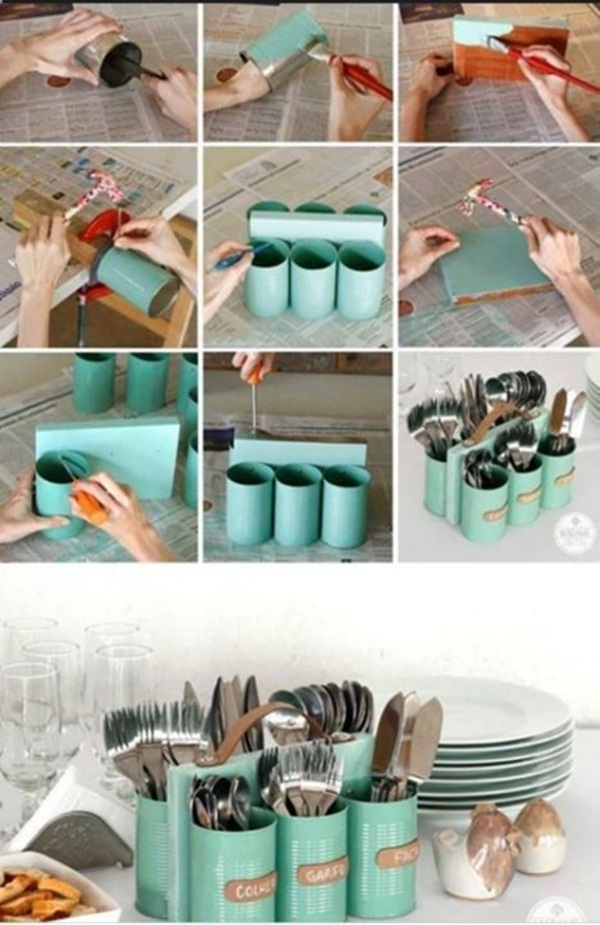 Creative Tin Craft Projects29