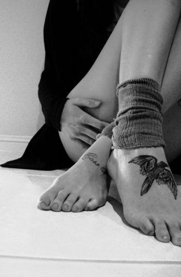 Bird Tattoo Designs for Girls19