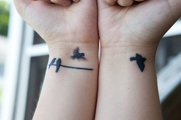 Bird Tattoo Designs for Girls4