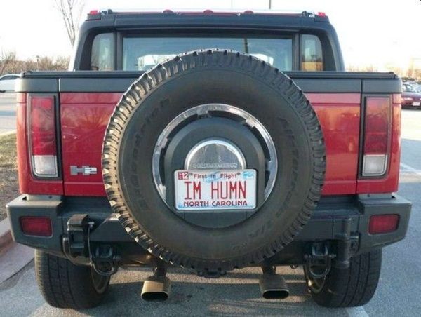 Cool Number Plate Designs17