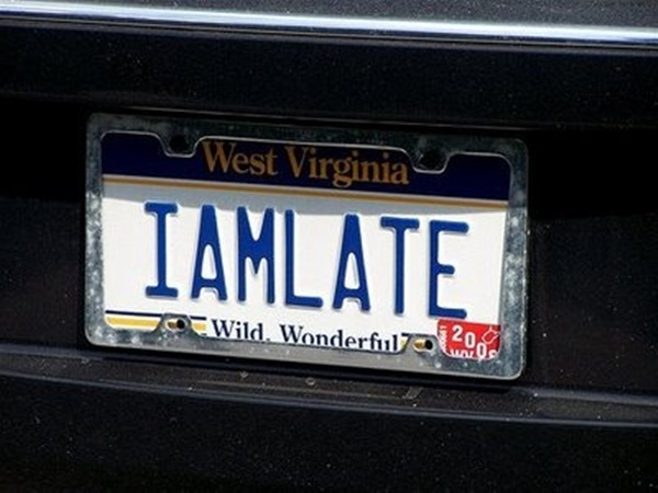 Cool Number Plate Designs8