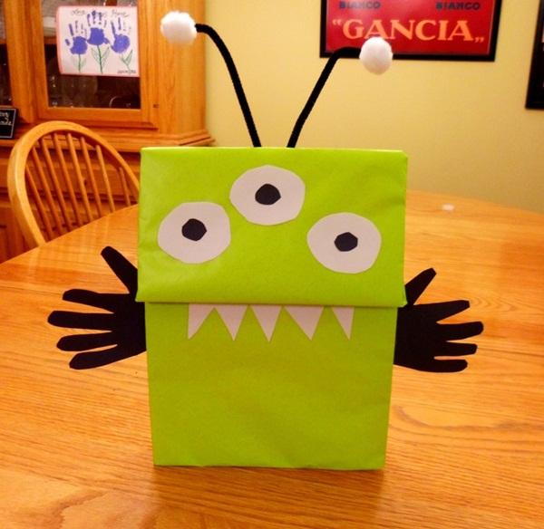 Easy Alien Craft Ideas for Kids5