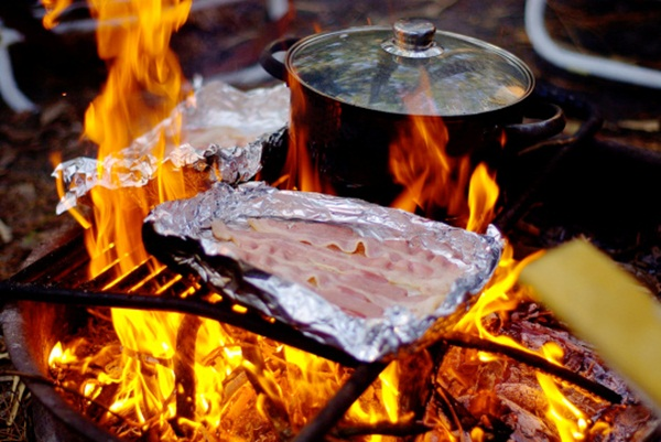 Healthy Food To Cook While Camping