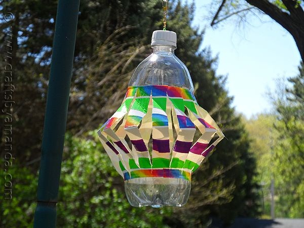 Plastic Bottle Craft Ideas for Kids23