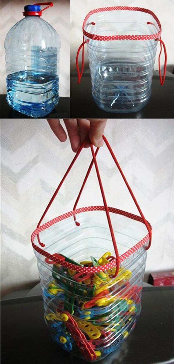 25 plastic bottle craft ideas for kids for Creativity with plastic bottles