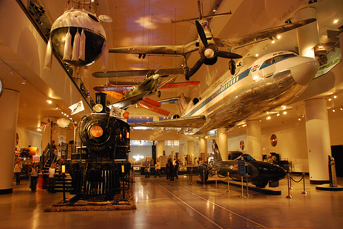 Popular Science Museums in the World1.1