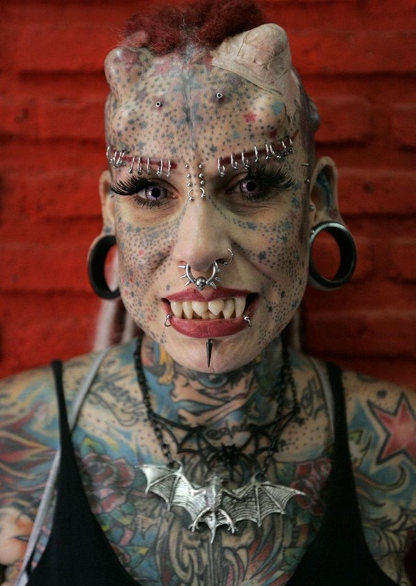 35 exles of weird tattoos and piercing