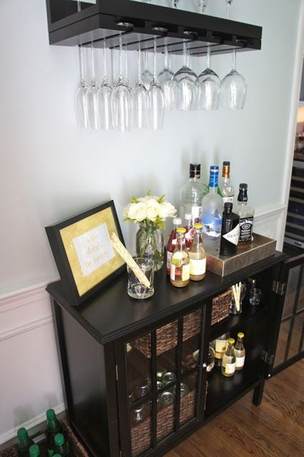 20 Mini Bar Designs For Home
