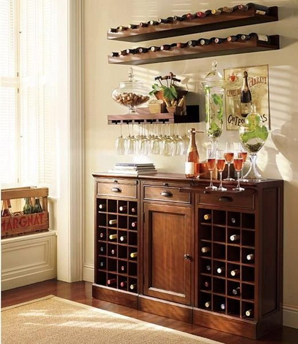 20 mini bar designs for home. Black Bedroom Furniture Sets. Home Design Ideas