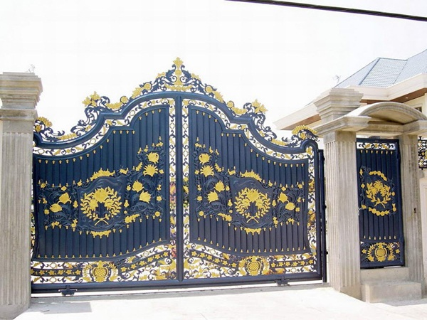 13. 25 Front Gate Designs  Welcome your Guest with Perfect Gate Design