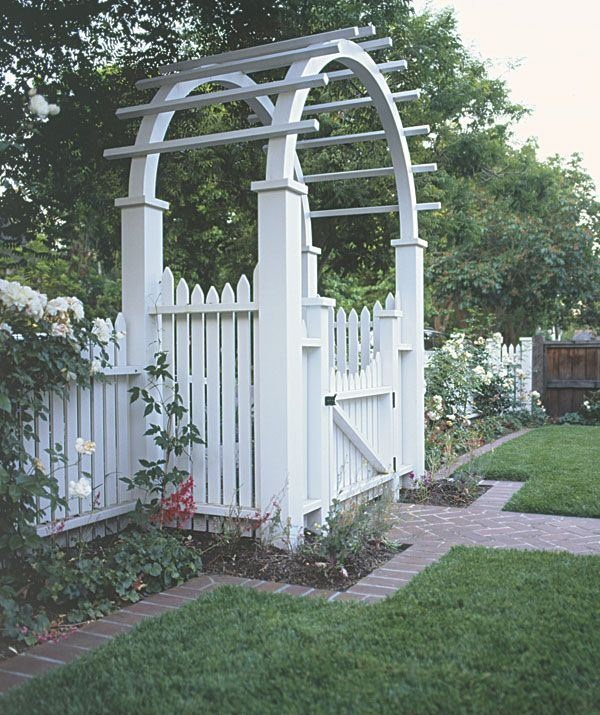 25 Front Gate Designs: Welcome Your Guest With Perfect