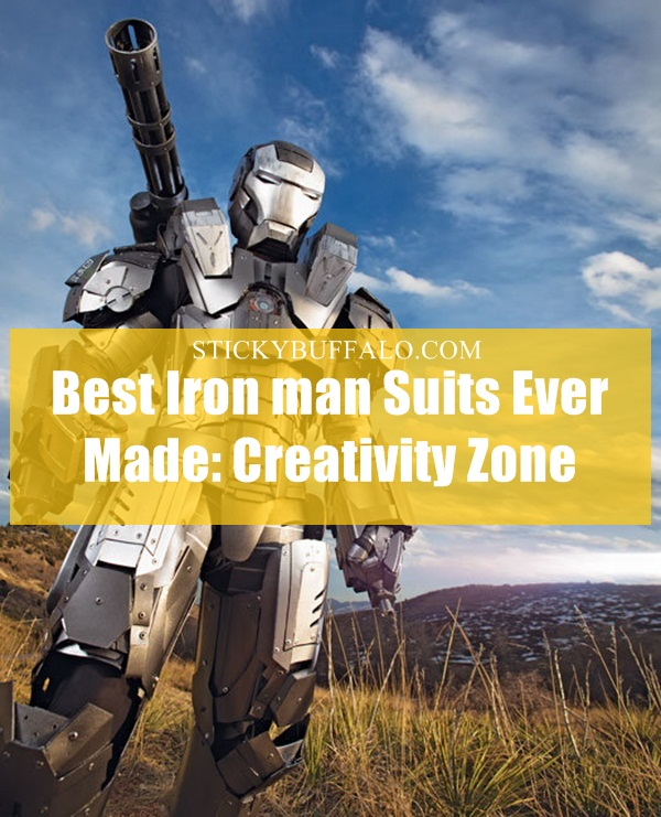 Best Iron man Suits1.1