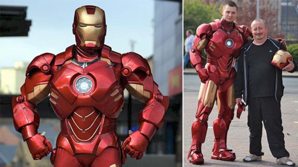 Best Iron man Suits12