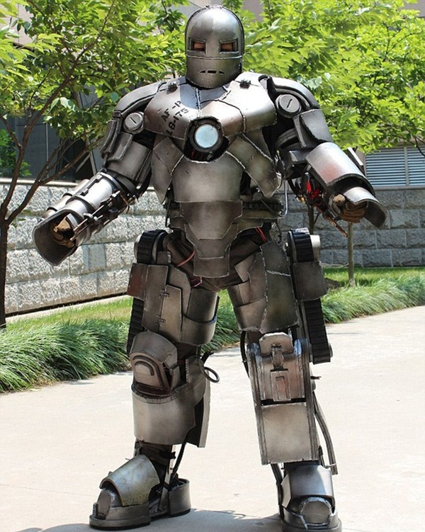 Best Iron man Suits3