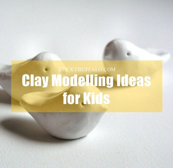 Clay Modelling Ideas for Kids1.1
