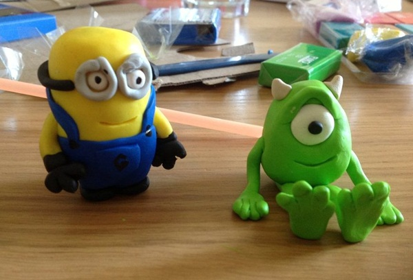 Clay Modelling Ideas for Kids9