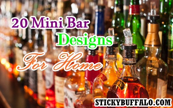 MINI BAR DESIGNS