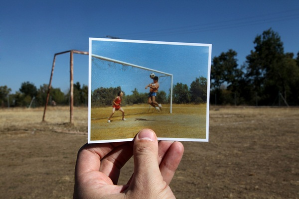 Picture of picture from the past in the present33