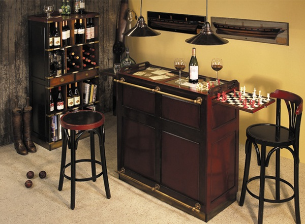 How To Make A Bar In Your Home | Credainatcon.com